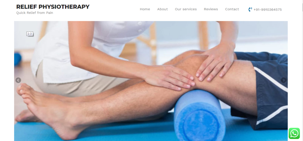 Relief Physio therapy Clinic